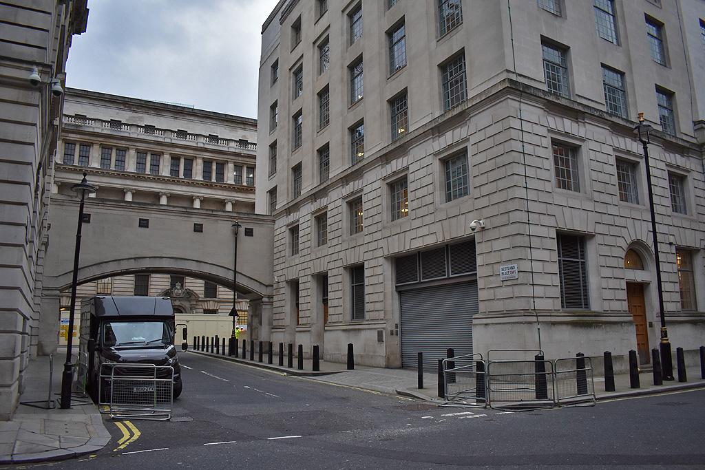 Londen Scotland Yard