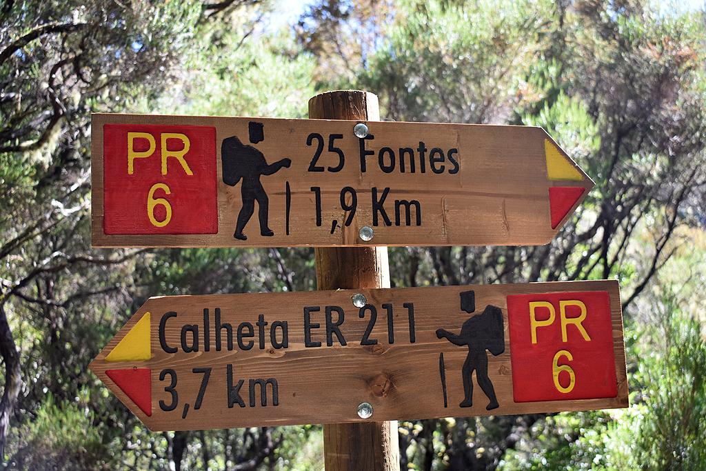 Madeira 25 Fontes