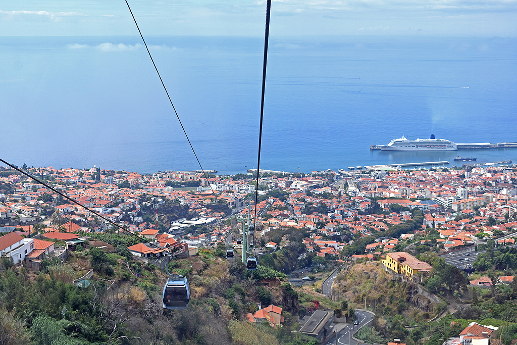 Madeira Funchal Monte
