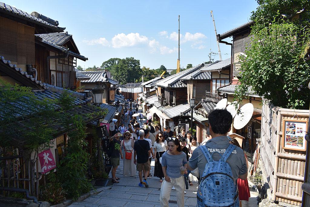 Japan Kioto Kyoto Ninenzaka Sannenzaka