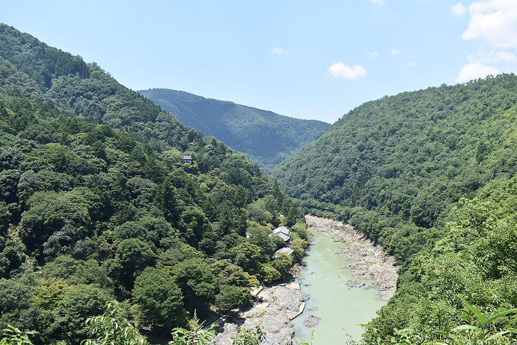 Kioto Kyoto Arashyiama Japan river rivier