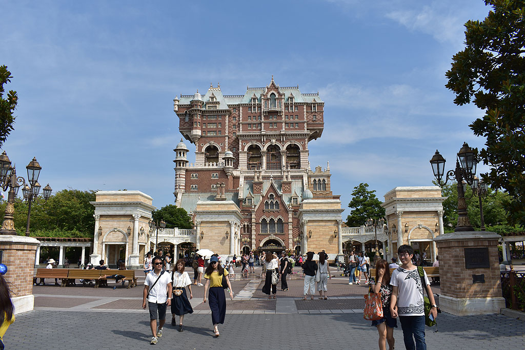 Tokyo DisneySea pretpark themepark