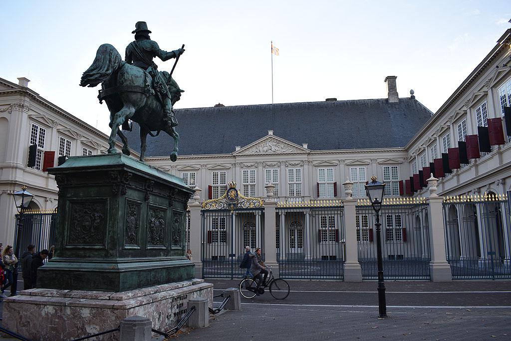 Den Haag Noordeinde