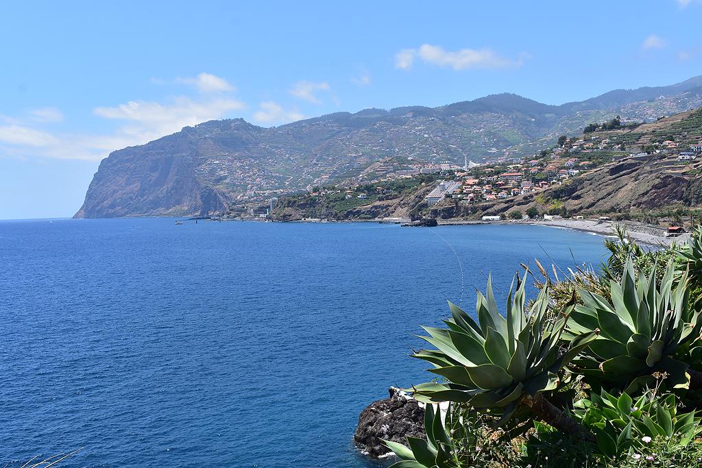 Madeira uitzicht